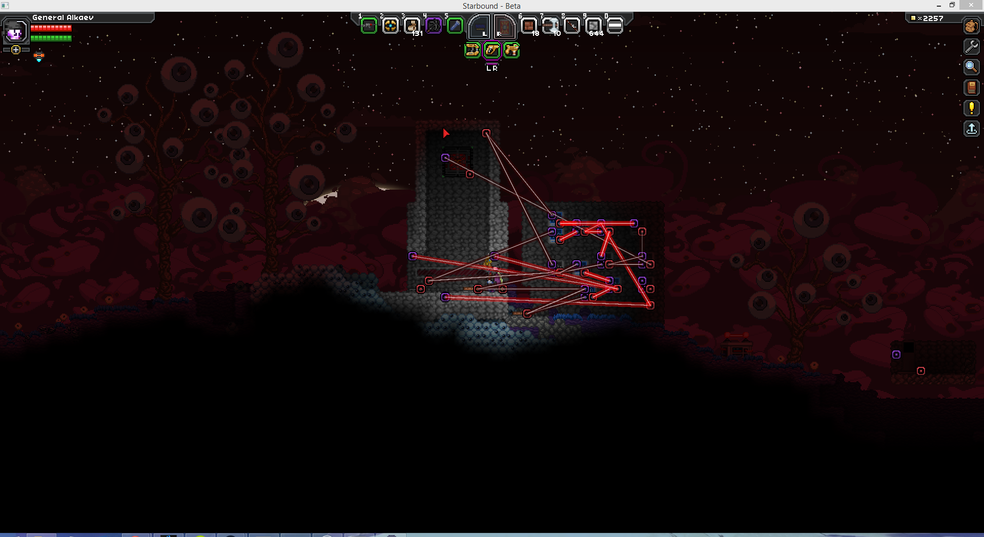 Wiring Station In Starbound Outdated Lava Spawner Chucklefish Forums Creates A Wired Operated Great For Building Traps Can Be Crafted At Your