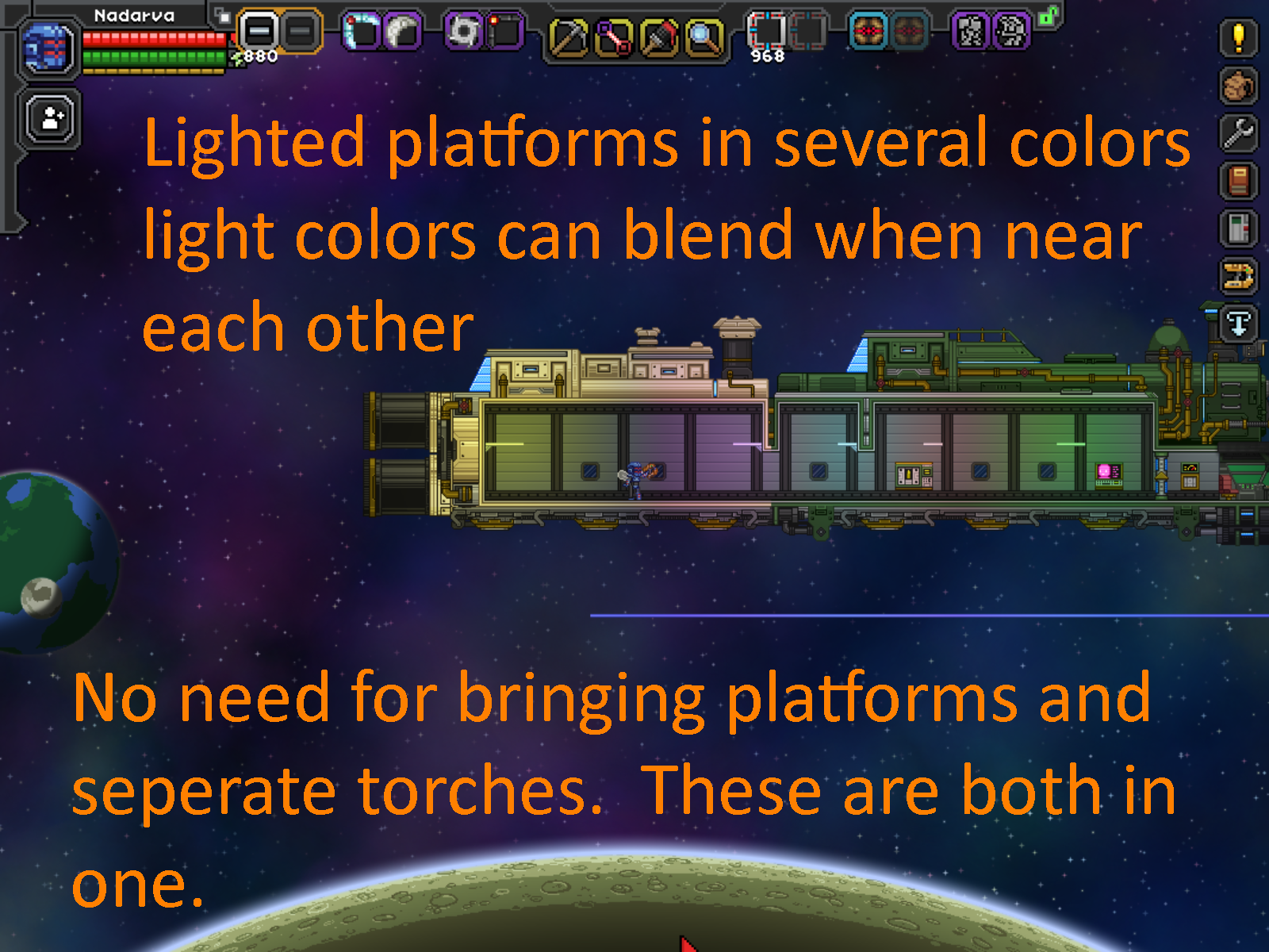 Multicolored lighted platforms.png