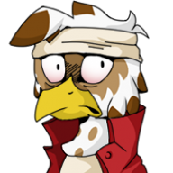 The Hooded Griffon